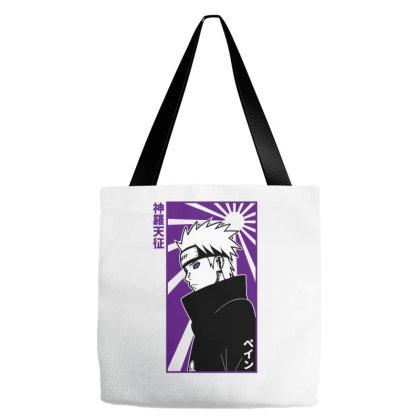 Pain Naruto Tote Bags Designed By Paísdelasmáquinas