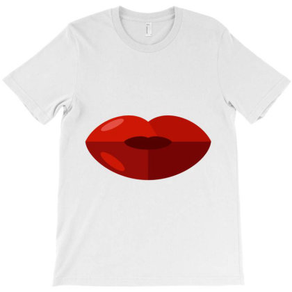 Lip Abstract 229 T-shirt Designed By Thakurji