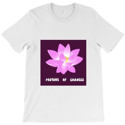 Lotus Abstract 248 T-shirt Designed By Thakurji
