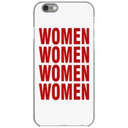 women women women women iPhone 6/6s Case | Artistshot