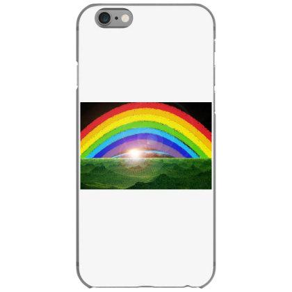 Rainbow Landscape Iphone 6/6s Case Designed By Dragosdox