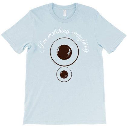 Camera T-shirt Designed By Oht