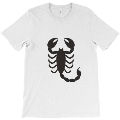 Scorpion T-shirt Designed By Oht