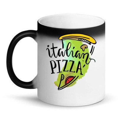 Italian Pizza Magic Mug Designed By Hoainv