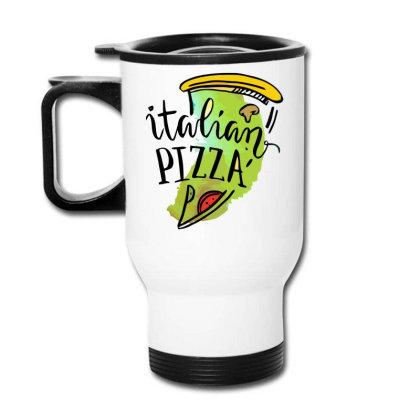 Italian Pizza Travel Mug Designed By Hoainv
