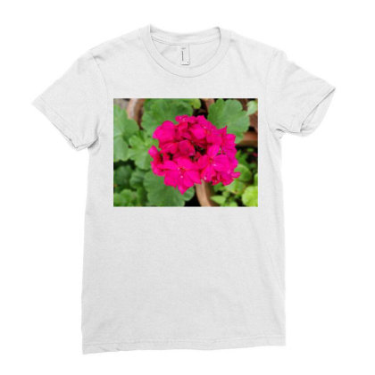 Img 20190716 144643 Bokeh Ladies Fitted T-shirt Designed By Srinidhi