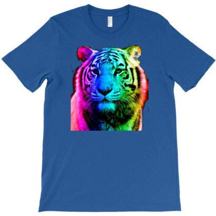 Tiger T-shirt Designed By Mehar Badshah
