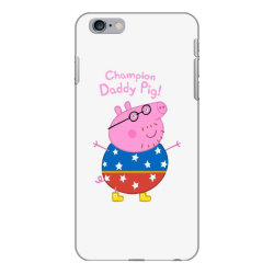 DADDY PIG CHAMPION iPhone 6 Plus/6s Plus Case | Artistshot