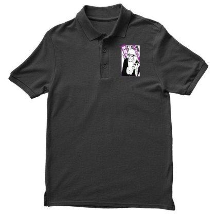 Pain Kanji Men's Polo Shirt Designed By Paísdelasmáquinas