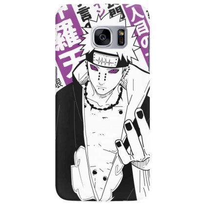 Pain Kanji Samsung Galaxy S7 Edge Case Designed By Paísdelasmáquinas