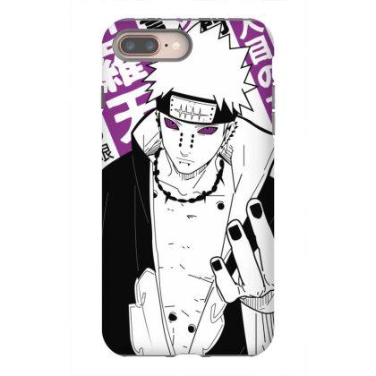 Pain Kanji Iphone 8 Plus Case Designed By Paísdelasmáquinas