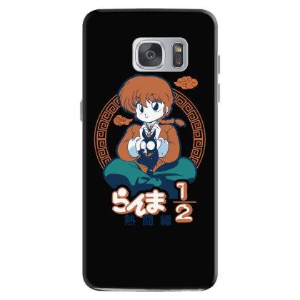 Ranma Samsung Galaxy S7 Case Designed By Paísdelasmáquinas