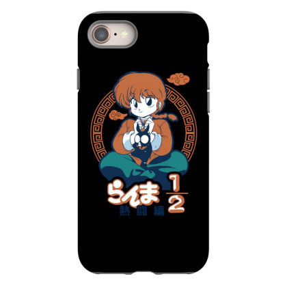 Ranma Iphone 8 Case Designed By Paísdelasmáquinas