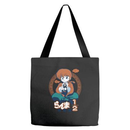 Ranma Tote Bags Designed By Paísdelasmáquinas
