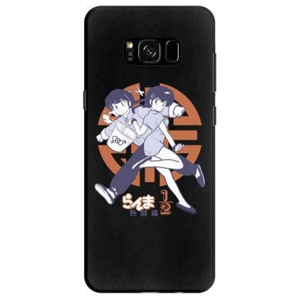 Ranma 2 Samsung Galaxy S8 Case Designed By Paísdelasmáquinas