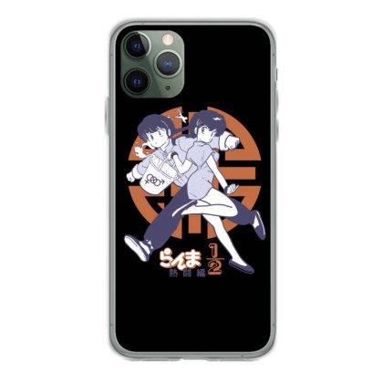 Ranma 2 Iphone 11 Pro Case Designed By Paísdelasmáquinas