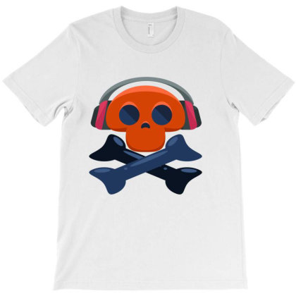 Music Love T-shirt Designed By Oht