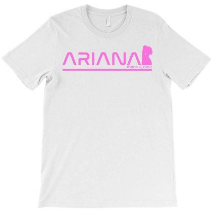 Thank U,next T-shirt Designed By Shirt1na