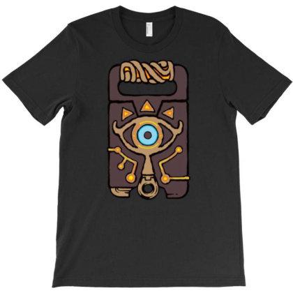 Sheikah Slate T-shirt Designed By Badprisoner05