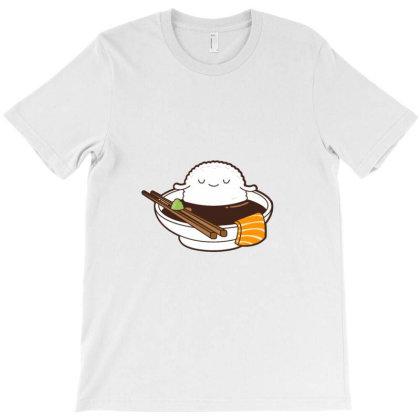 Sushi Bathing T-shirt Designed By Hoainv