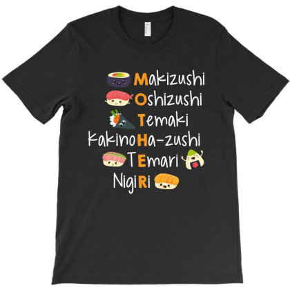 Sushi Mother's Day T-shirt Designed By Hoainv