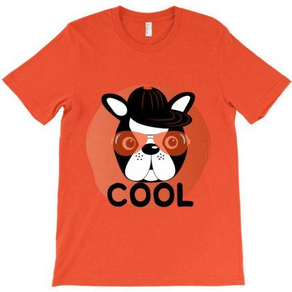 Dog Hiphop T-shirt Designed By Dropshop