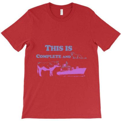 Utter T-shirt Designed By Dropshop