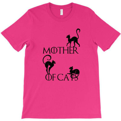 The Mother Cats T-shirt Designed By Michelziud