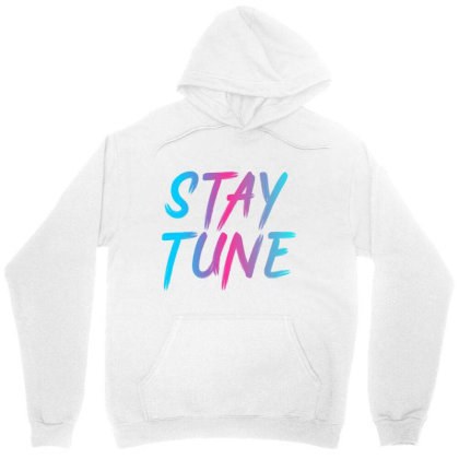 Stay Tune Unisex Hoodie Designed By Prabhat_creation