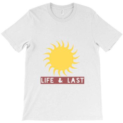 Life T-shirt Designed By Oht