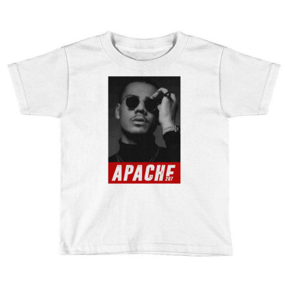 Apache 207 Toddler T-shirt Designed By Coolkids