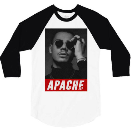 Apache 207 3/4 Sleeve Shirt Designed By Coolkids