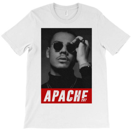 Apache 207 T-shirt Designed By Coolkids