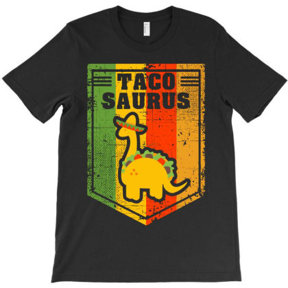 Tacosaurus Tacos Tacos Tacos Tacos Tacos Tacos T-shirt Designed By Hoainv