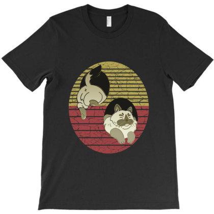 Portal Cat T-shirt Designed By Fashionfree