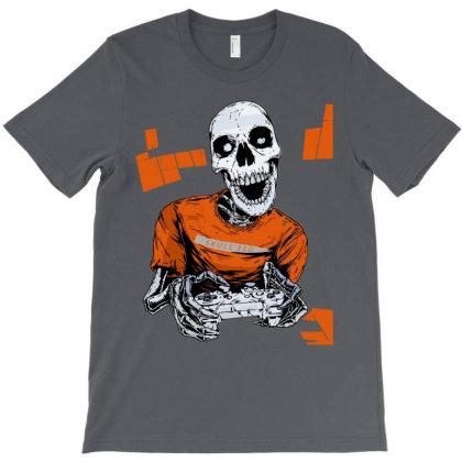 Skull 350 Yeezy V2 Beluga Matching T-shirt Designed By Sneakersmatch