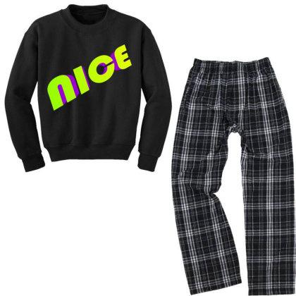 Nice Youth Sweatshirt Pajama Set Designed By Prabhat_creation