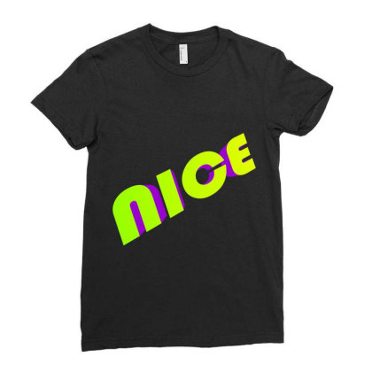 Nice Ladies Fitted T-shirt Designed By Prabhat_creation