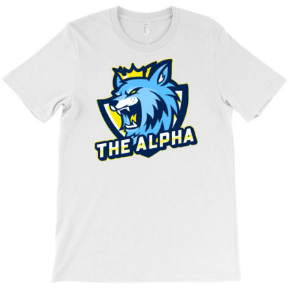 The Lycan Alpha T-shirt Designed By Scissor Hands