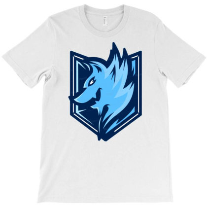 Lycan Shield T-shirt Designed By Scissor Hands