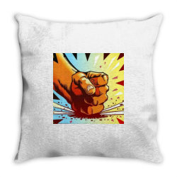 Slams Throw Pillow | Artistshot