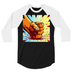 Slams 3/4 Sleeve Shirt | Artistshot