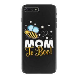 mom to bee baby boy iPhone 7 Plus Case | Artistshot