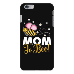 mom to bee baby girl iPhone 6 Plus/6s Plus Case   Artistshot