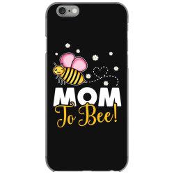 mom to bee baby girl iPhone 6/6s Case   Artistshot