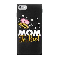 mom to bee baby girl iPhone 7 Case   Artistshot
