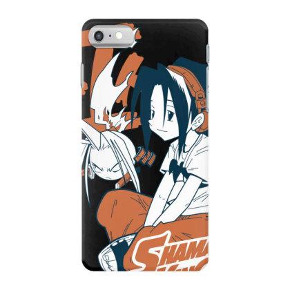 Shaman King Kanji Iphone 7 Case Designed By Paísdelasmáquinas