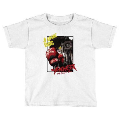 Megalobox Toddler T-shirt Designed By Paísdelasmáquinas