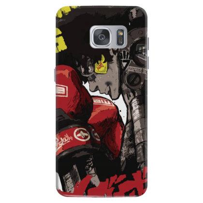 Megalobox Samsung Galaxy S7 Case Designed By Paísdelasmáquinas