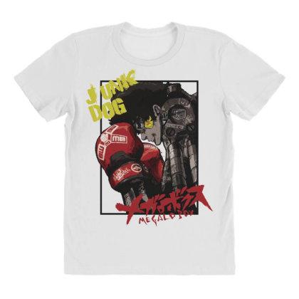 Megalobox All Over Women's T-shirt Designed By Paísdelasmáquinas